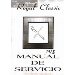 Ural Royal Classic Mucra Manual De Reparatie