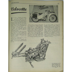 Velocette Mac 350 Cc