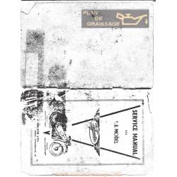 Velocette Service Manual 1952