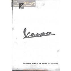 Vespa 125 150 N S L F S Version 1953 1965 Despiece