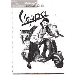 Vespa 125 Cc 1954 Manual Usuario
