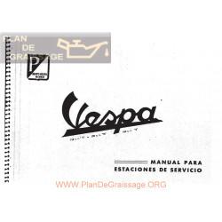 Vespa 125 N Y L 150 S Manual Usuario Y Taller