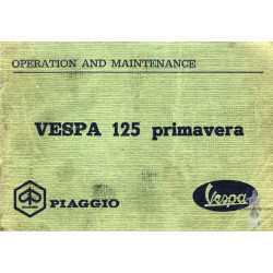 Vespa 125 Primavera Vma2t