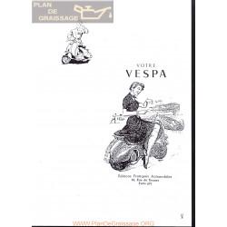 Vespa 125 Version 1951 Manual De Taller Fr