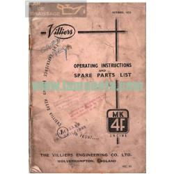 Villiers Mk4f Manual Motor