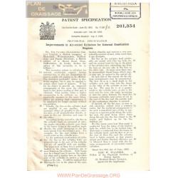 Villiers Motor Mk Vii A B C Patente Del Cilindro Ingles