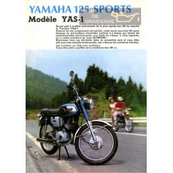 Yamaha 1968 125 As1