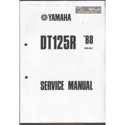 Yamaha Dt 125 R 1988 Manual De Reparatie