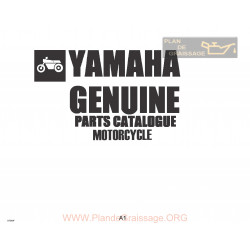 Yamaha Dt 250 F Parts List
