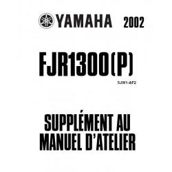 Yamaha Fjr 1300 2002 S5jw1a F2