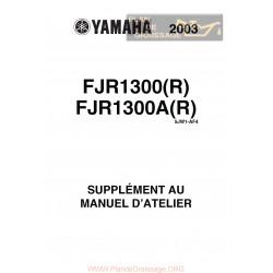Yamaha Fjr 1300 2003 S5jw1a F4