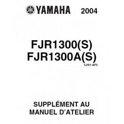 Yamaha Fjr 1300 2004 S5jw1a F5