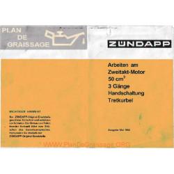 Zundapp Cs 25 Motor 50 Cc