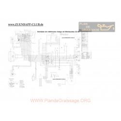 Zundapp Cs 50 Schema Electrica