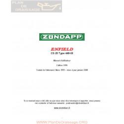 Zundapp Enfield Cs 25
