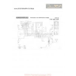 Zundapp Gts 50 Schema Electrica