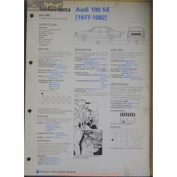Audi 100 5e Techni 1983