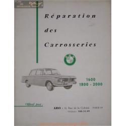 Bmw 1600 1800 2000 Reparation Des Carrosseries