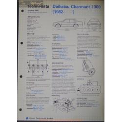 Daihatsu Charmant 1300 Techni 1982