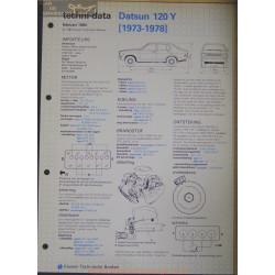 Datsun 120 Y Techni 1984