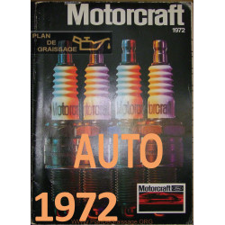 Genral Motorcraft Auto 1972