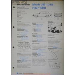 Mazda 323 1300 Es Techni 1983