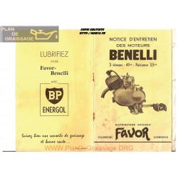 Benelli 3v 50cc Favor