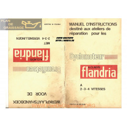 Flandria 2 3 4v Carre Manuel Instruction