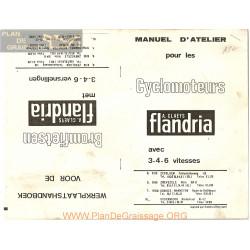 Flandria 3 4 6 Vitesses Manuel Atelier