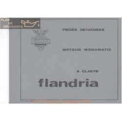 Flandria Moteur Monomatic Pieces Detachees