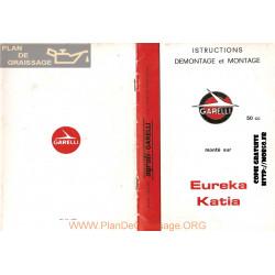 Garelli Katia Eureka Instruction