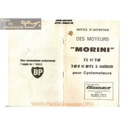 Motori Franco Fl 3m Mv Mcl Soufflerie Notice Entretien