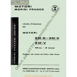 Motori Franco Livret Moteur Franco Morini 3m