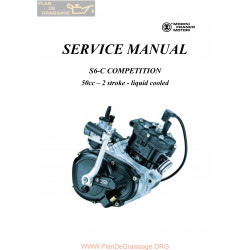 Motori Franco S6c 50cc