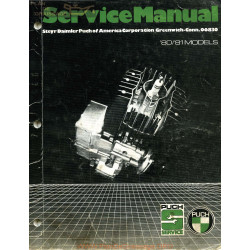 Puch Maxi Newport2 Sport2 Magnum2 Mk2 1980 1981