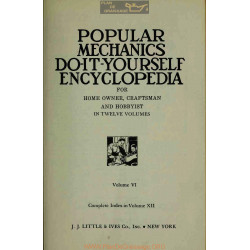 Encyclopedia Do It Yourself Volume 06 Popular Mechanics