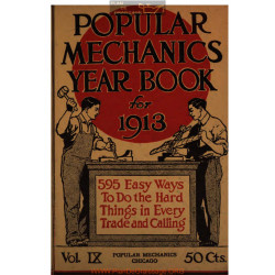 Shop Notes 1913 Popular Mechanics Volume9 1913
