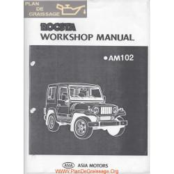 Asia Rocsta Am12 Service Manual