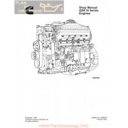 Cummins Qsk19 Engines Service Manual