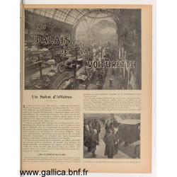 La Voiturette N16 10 Decembre 1908