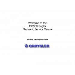 Jeep Tj Manuel 1999