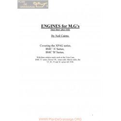 Mg Engine History Xpag