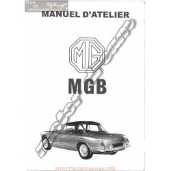 Mg Mgb 1800 Ga Manuel Atelier