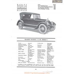 Barley Roamer Touring C 6 54 Series E Fiche Info 1920