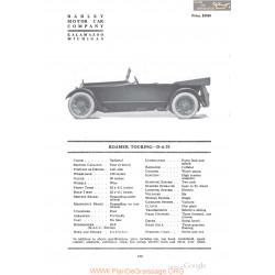 Barley Roamer Touring D 4 75 Fiche Info 1918