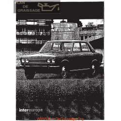 Datsun 1300 1400 1600 1800 160b 180b Bluebird 1969 Workshop Manual