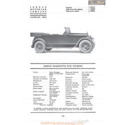 Jordan Silhouette Five Touring Fiche Info 1920