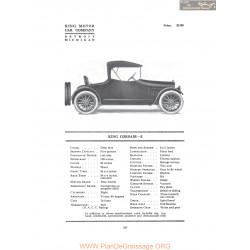 King Corsair E Fiche Info 1916