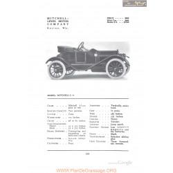 Mitchell 2 4 Fiche Info 1912