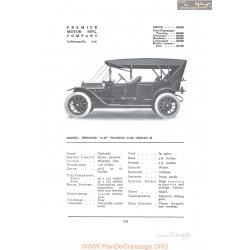 Premier 4 40 Touring Series M Fiche Info 1912